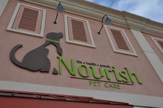NOURISH PET CARE