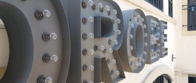 Letters R, O, B, and E