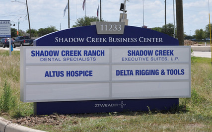 SHADOW CREEK BUSINESS CENTER - Pearland, TX