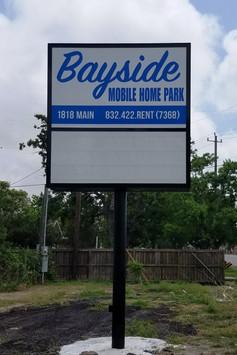 BAYSIDE MOBILE PARK - LaMarque, TX