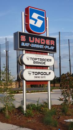 5 UNDER GOLF - Beaumont, TX