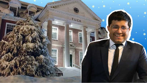 From Schools and Hotels To Dartmouth Tuck MBA