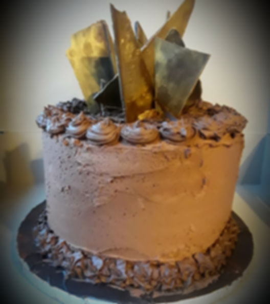 Chocolate ButterKing Cake by Bella Donna Confections