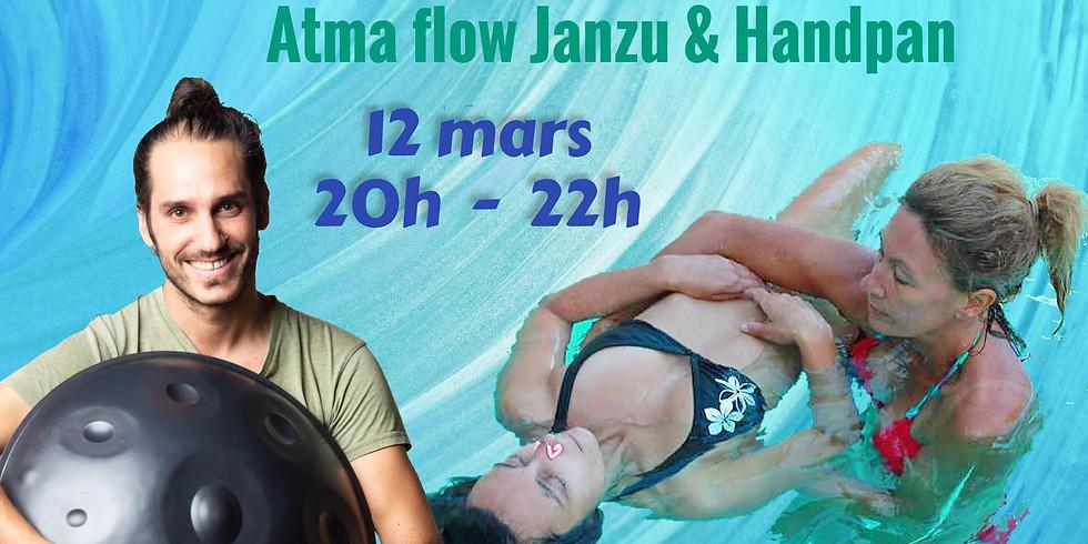 Atelier 12 Mars, ATMA FLOW JANZU / Handpan