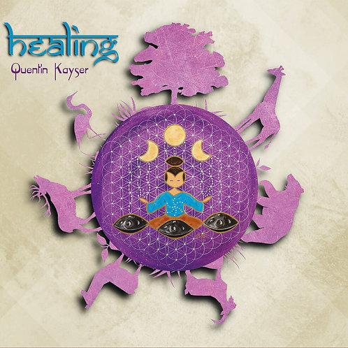 """Album numérique """"HEALING"""""""