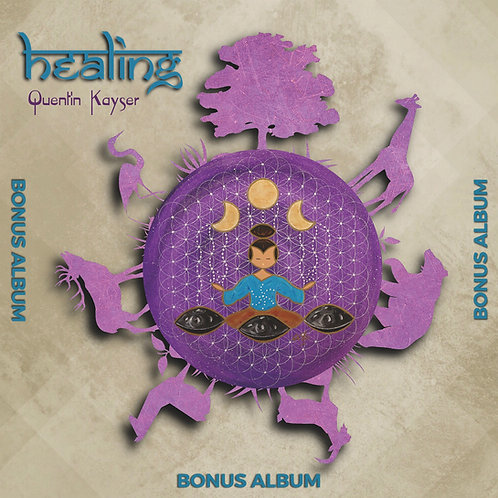 ZEN-HEALING / Album Bonus