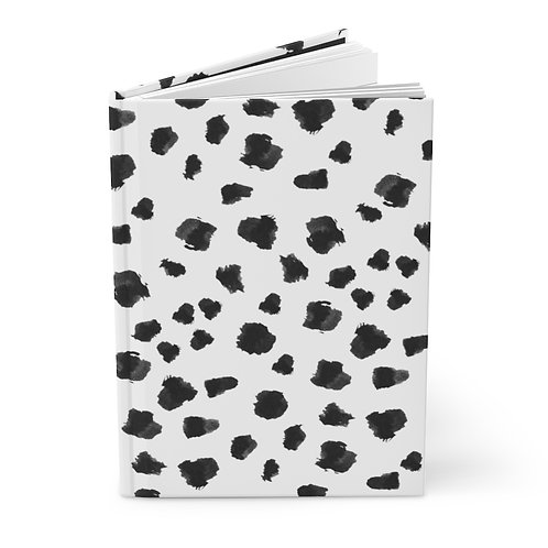 Chic Confetti Hardcover Journal Matte