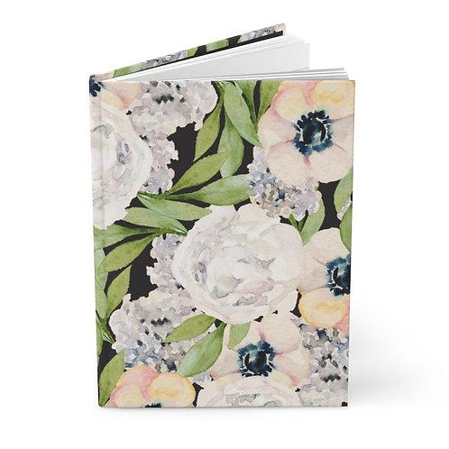 Garden Florals Hardcover Journal Matte