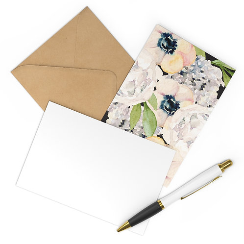 Garden Florals Postcards (7 pcs)