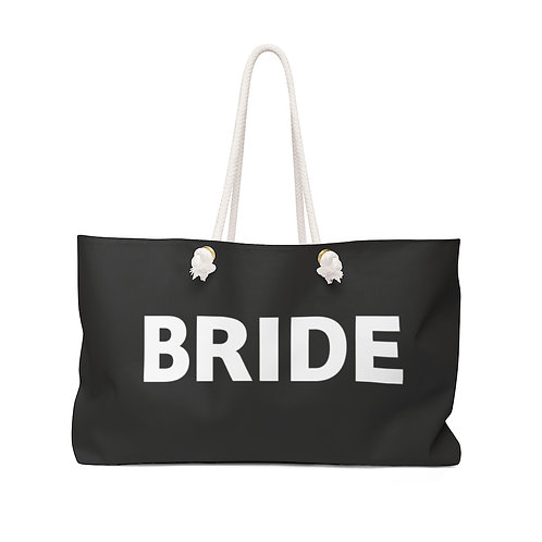 Bold Bride Weekender Bag