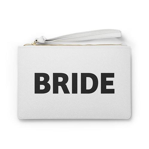 Bold Bride Clutch Bag