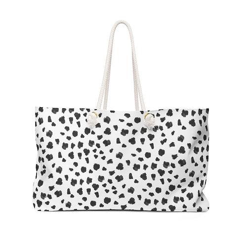 Chic Confetti Weekender Bag