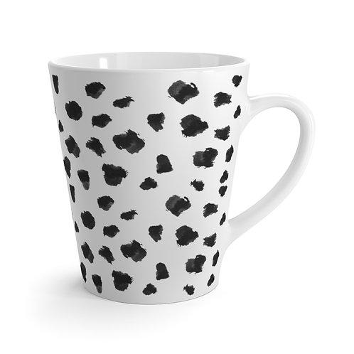 Chic Confetti Latte Mug