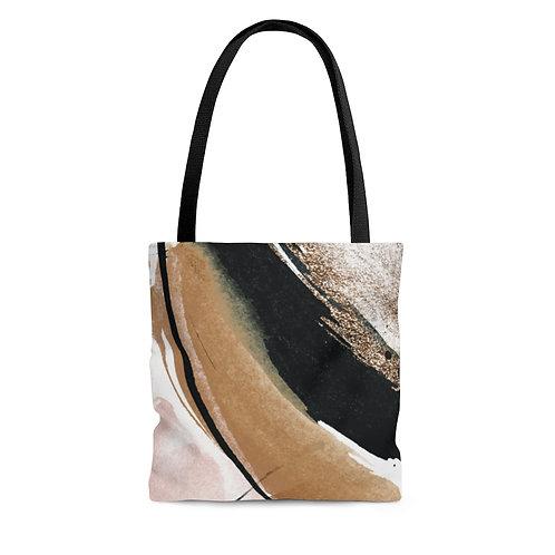 Neutral Elegance Tote Bag