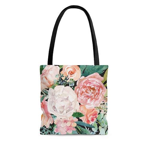 Summer Florals Tote Bag