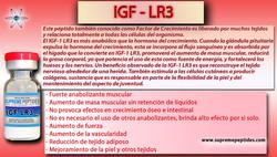 IGF LR3 PROMO
