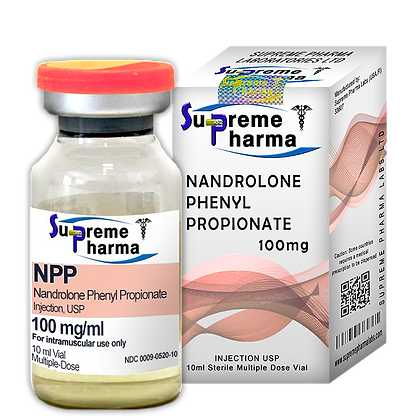 NANDROLONE PHENYL PROPIONATE 100mg/ml