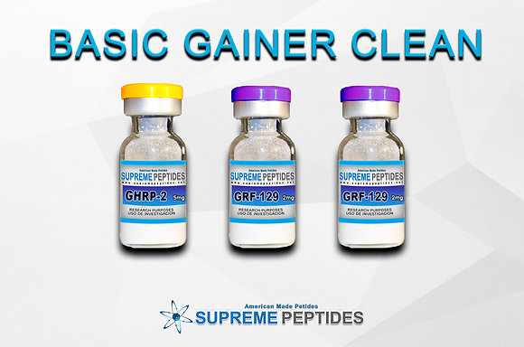 BASIC GAINER CLEAN