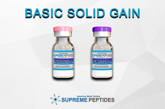 BASIC SOLID GAIN