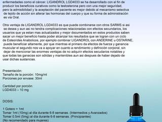 LIGANDROL LGD 4033