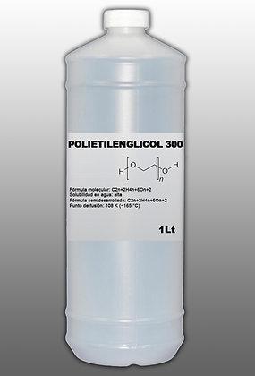 POLIETILENGLICOL 300 1 Lt