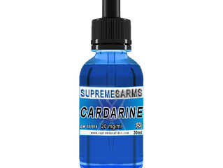 CARDARINE - ENDUROBOL - GW501516