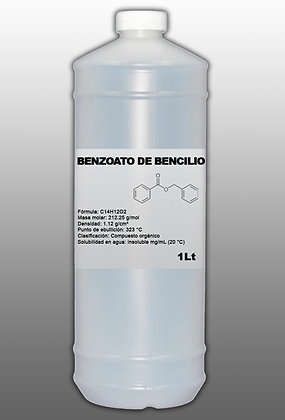 BENZOATO DE BENCILIO 1 Lt