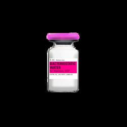 Agua Bactereostatica - Bac Water 5ml