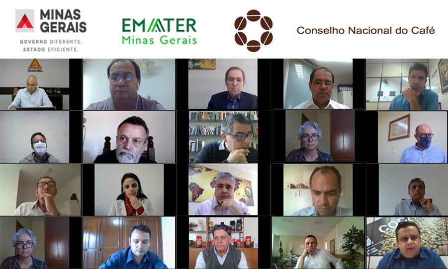 CNC e Emater-MG realizam seminário on-line para o setor
