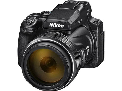Nikon Coolpix P1000 compact bridge noir