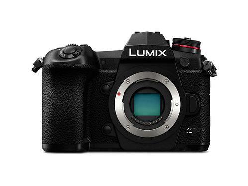 Panasonic Lumix DC-G9 nu compact hybride