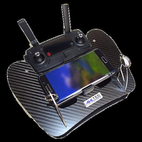 PUPITRE AHLTEC AVEC SUPPORT SMARTPHONE POUR RADIOCOMMANDE DJI MAVIC PRO/PRO2