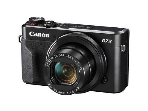 Canon compact numérique Powershot G7 X Mark II