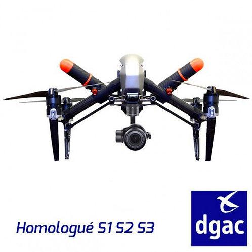 INSPIRE HOMOLOGUE S1-S2-S3 + X5S