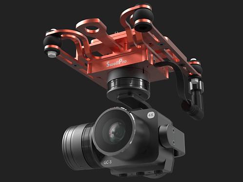 SYSTEME DE LARGAGE ET camera 4K 3 Axes (GC3)