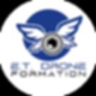 Logo rond - Facebook-Twitter-Instagram 2
