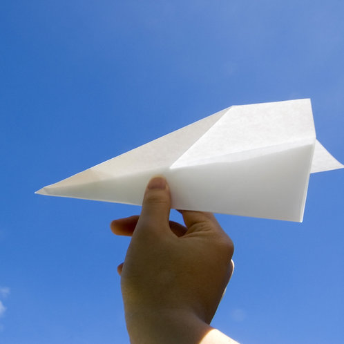 Engineering Paper Planes