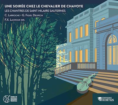 pochette CD 2021 Chantres