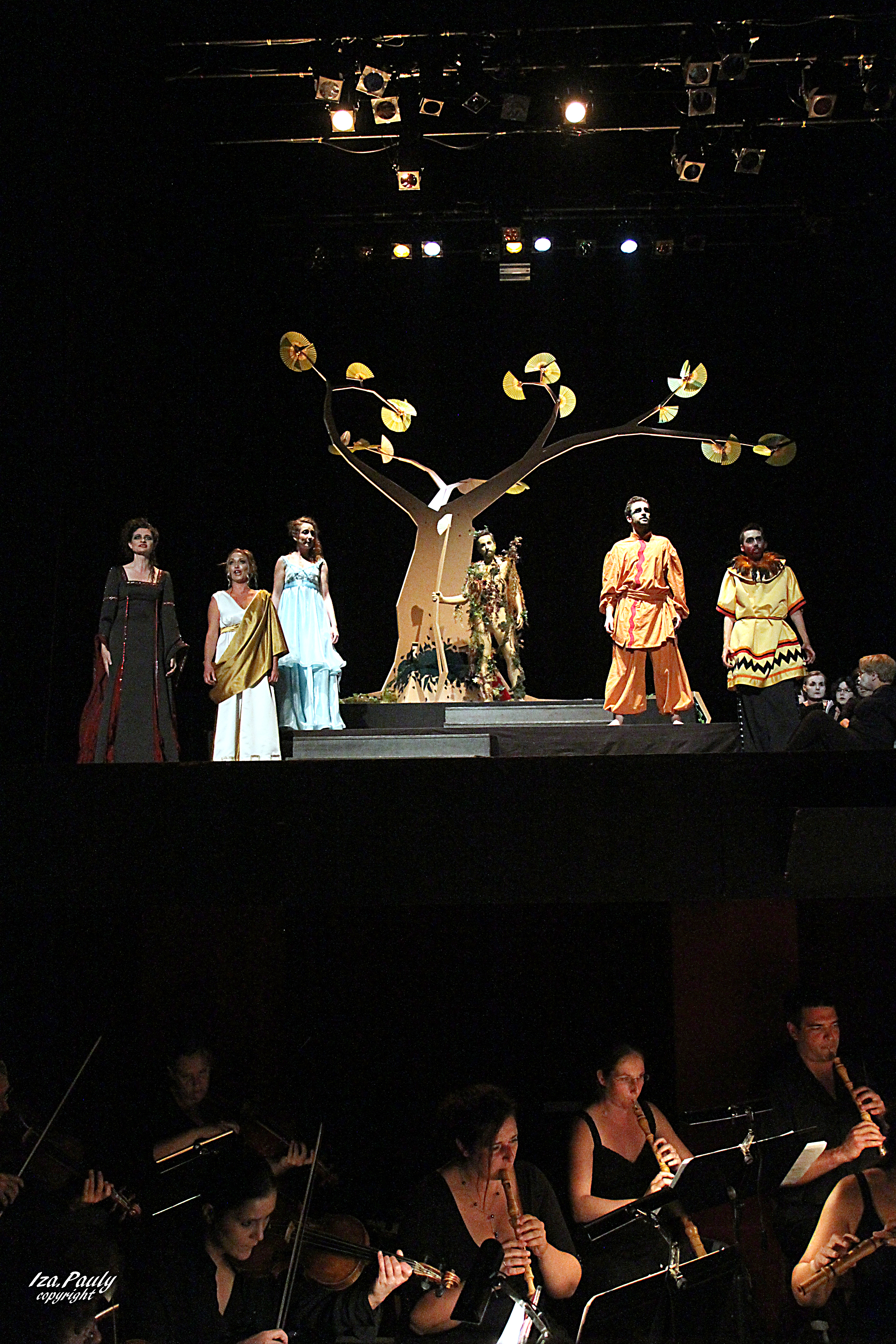 Opéra Les éléments réunis / sep 2014