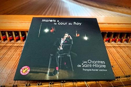 """CD """"Motets à la Cour du Roy"""" - 12 €"""