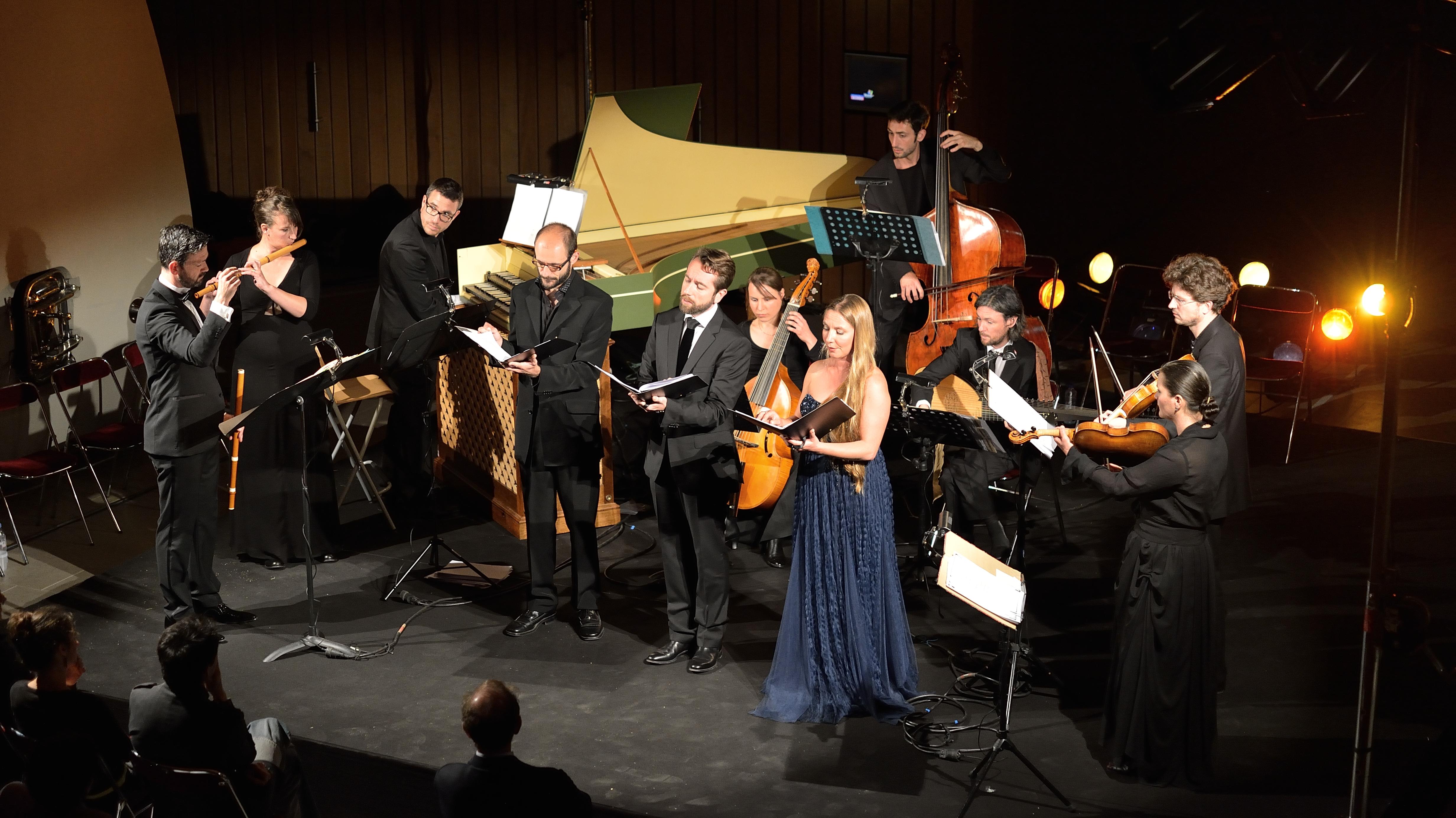 Concert Cheval Blanc / juin 2014