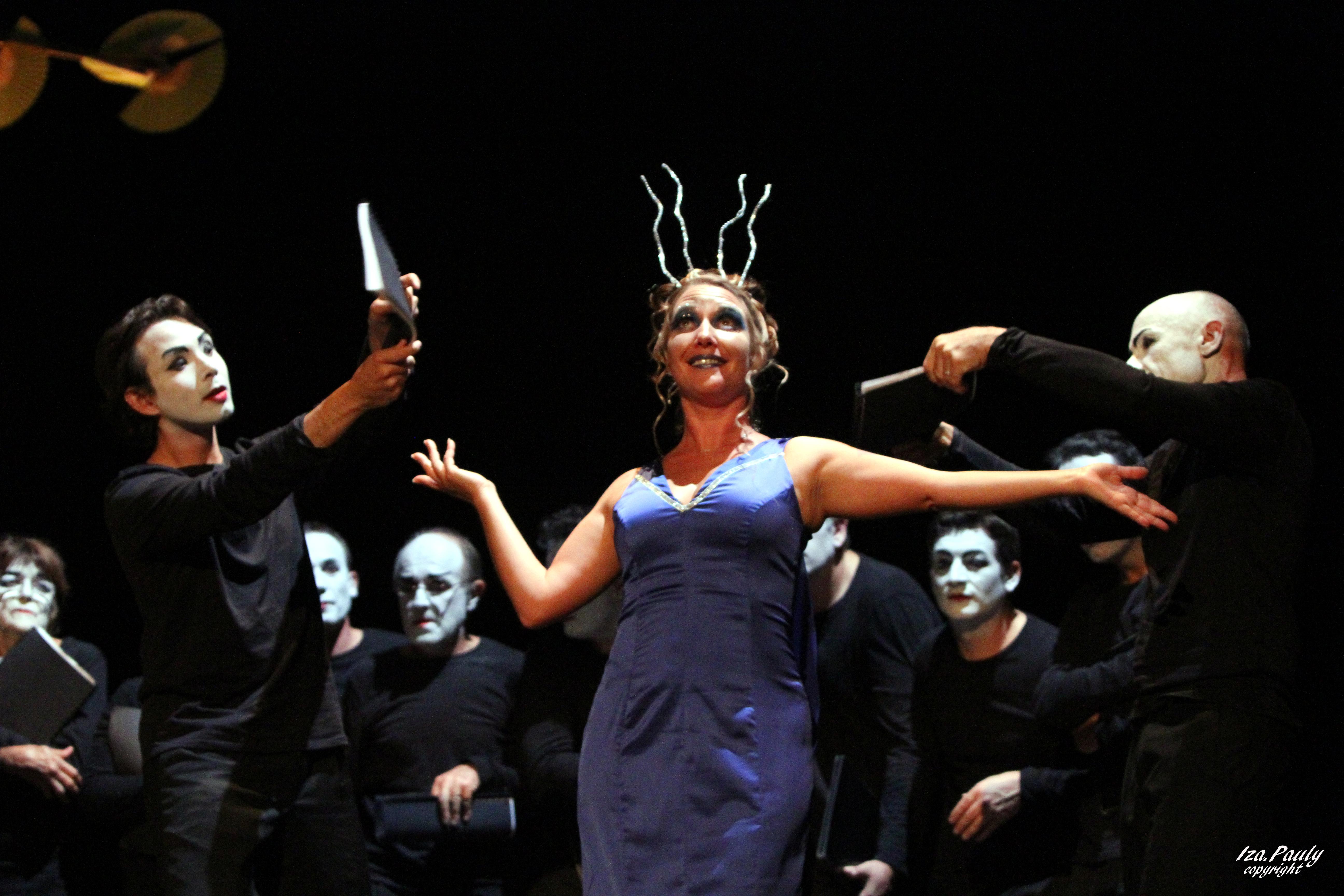 Les éléments réunis / opéra