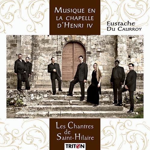 Musique en la Chapelle d'Henri IV