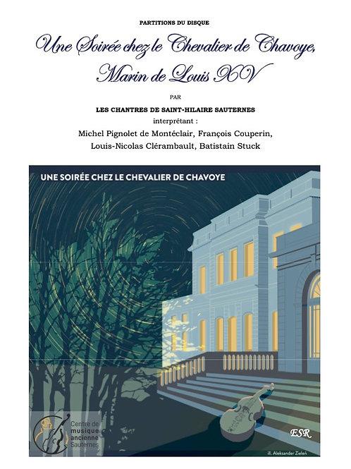 """Partition numérique CD 2021 : """"Léandre et Héro"""" de L.-N. Clérambault - 2,5 €"""