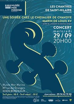 affiche concert 29/09