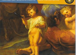 """Critique de disque: Giovanni Bassano, """"Ricercare per strumenti insieme"""""""