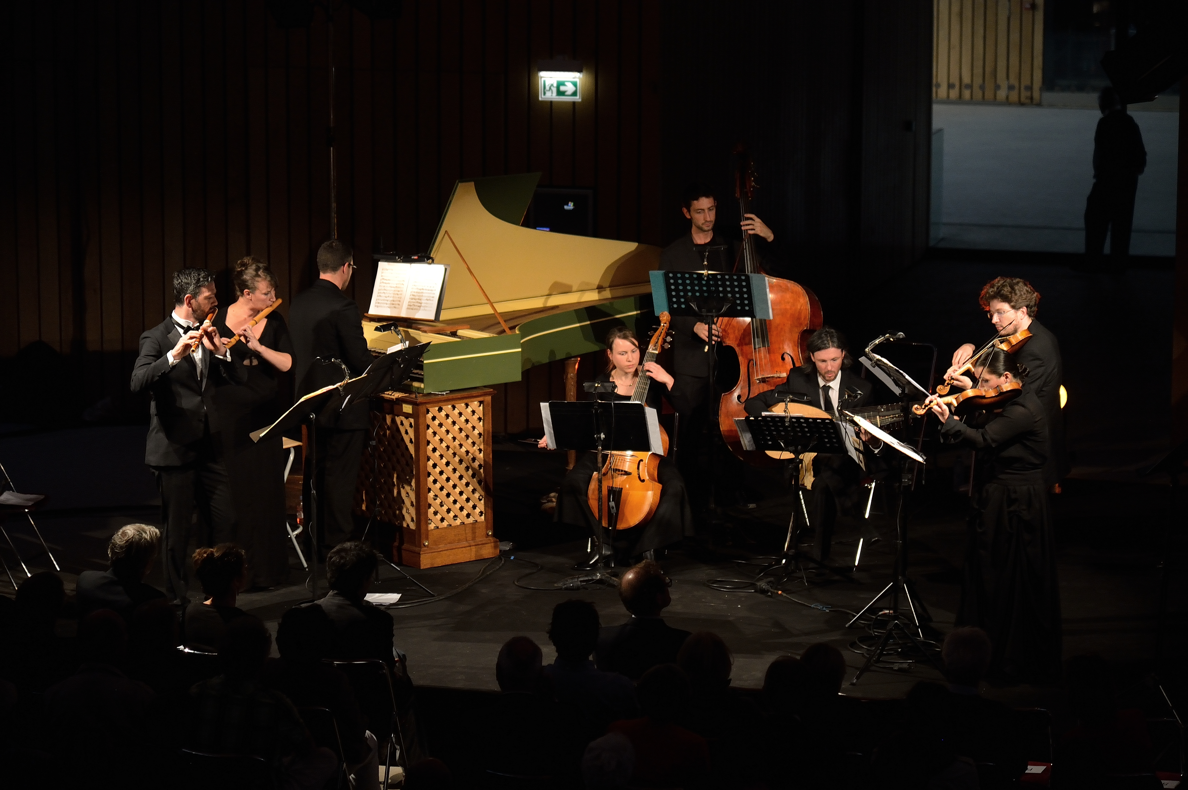 Concert au château Cheval-Blanc
