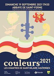 concert couleurs 2021