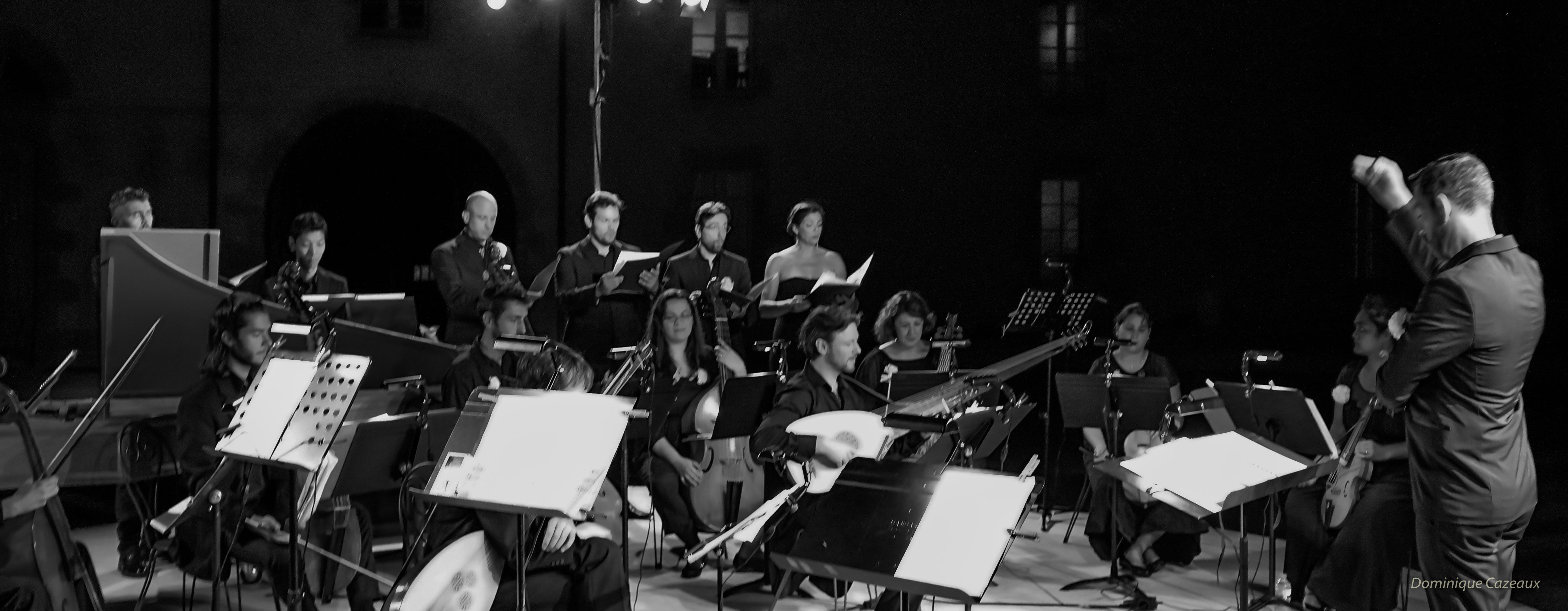 """Concert """"Combattimento"""""""