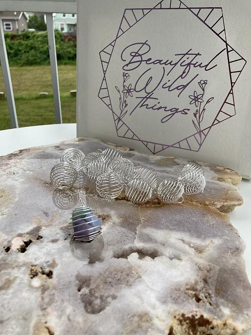 Spiral Crystal/Trinket Cages